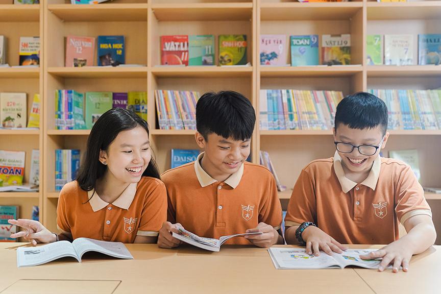 Học sinh là lý do của mọi việc chúng tôi làm