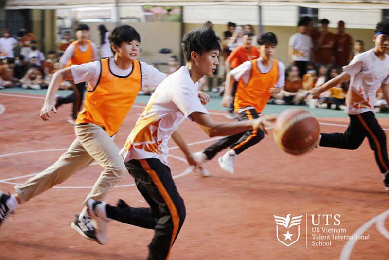 trung học phổ thông quốc tế UTS