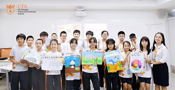 Trường trung học cơ sở quốc tế - cột mốc quan trọng đánh dấu nhiều sự thay đổi của trẻ 3