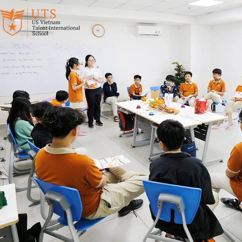 Chuẩn bị gì cho con trước khi bước vào trường trung học cơ sở song ngữ quốc tế?