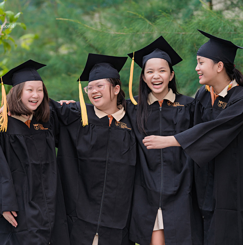 Học trường trung học phổ thông quốc tế có thi Đại học được không?